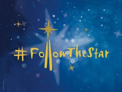 Diocese of Salisbury Follow The Star logo 2019