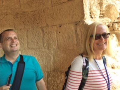 30. Photo taken during Holy Land Pilgrimage 30th Nov 2018