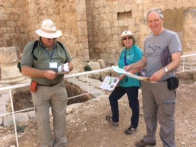 31. Photo taken during Holy Land Pilgrimage 30th Nov 2018.