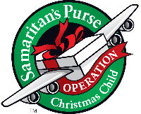 logo of operation christmas child