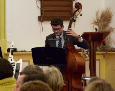 Photo C taken at the concert given by Sam Hanson & Band on 28th September 2019 at Lytchett Minster Parish Church