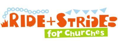 logo for Ride+Stride 2020 from https://ridestride.org/