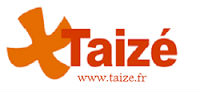 logo for taize community in France