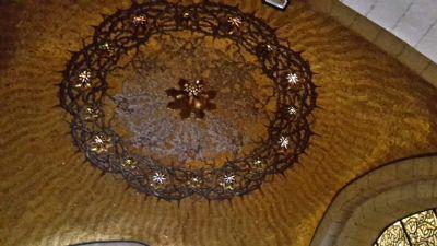 56 Crown of Thorns. Photo taken during Holy Land Pilgrimage 2nd Dec 2018