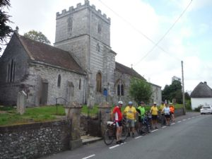 Riders from the Benefice in 2020