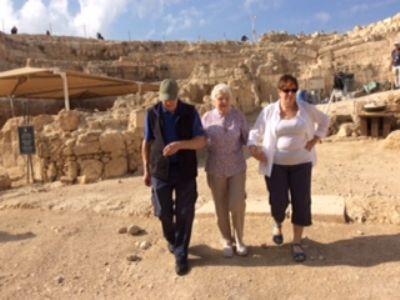 32. Photo taken during Holy Land Pilgrimage 30th Nov 2018