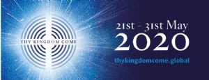 https://www.thykingdomcome.global/  Ascension to Pentecost prayer