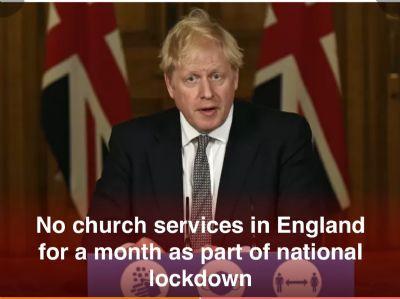 Boris lockdown