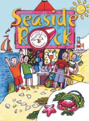 Seaside Rock Logo