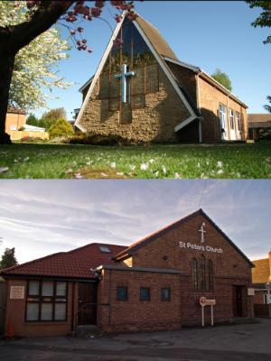 Both Church Buildings