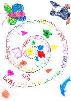EHAS Logo - Labyrinth