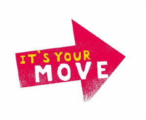 It's Your Move Logo