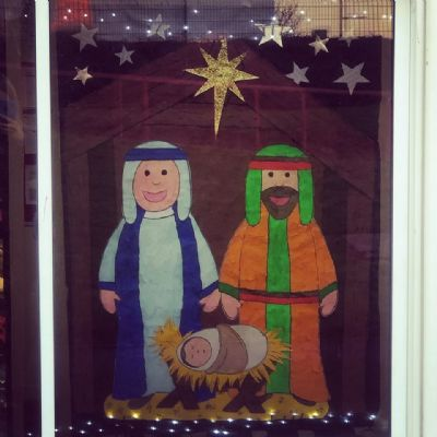 Advent Windows 2019 Banks Road detail