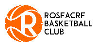 Roseacre Basketball Club Logo
