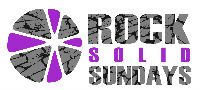 Rock Solid Sundays Logo