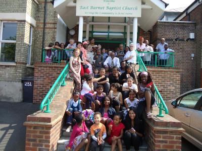Church family Group 4