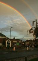 Rainbow over EBBC
