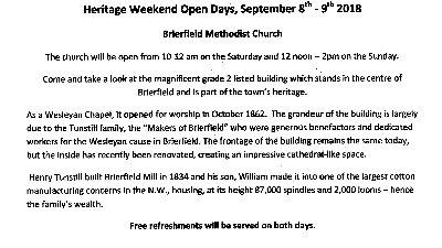 Brierfield Heritage Days