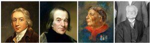 Edward jenner, Robert Owen, Mary Seacol, henry Heinz