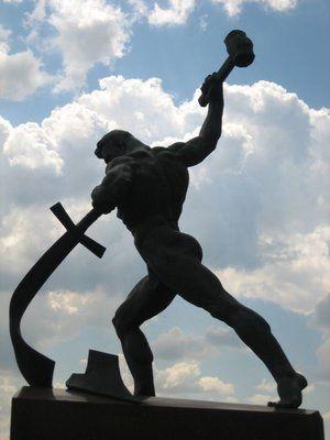 Swords into Ploughshares