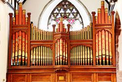 St Pauls Organ
