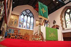 St Pauls altar