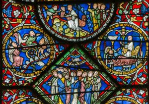 Canterbury Cathedral east window