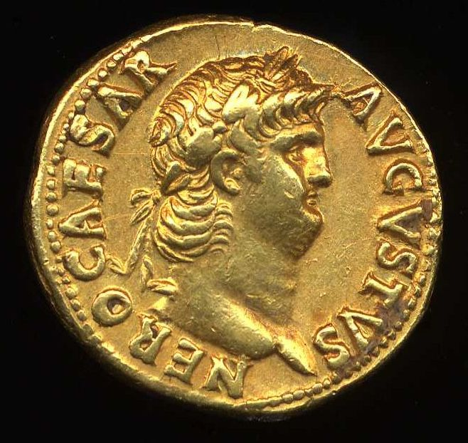 Nero Gold Coin