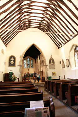 St Martins Interior