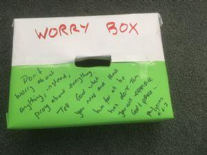Worry Box Craft