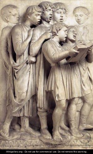 Statue of singers