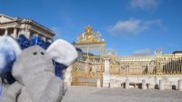 Toy elephant at versailles