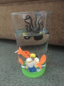 sea scene craft