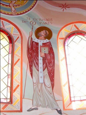 St Germanus of Paris