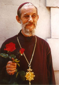 St John of Saint-Denis at Pentecost