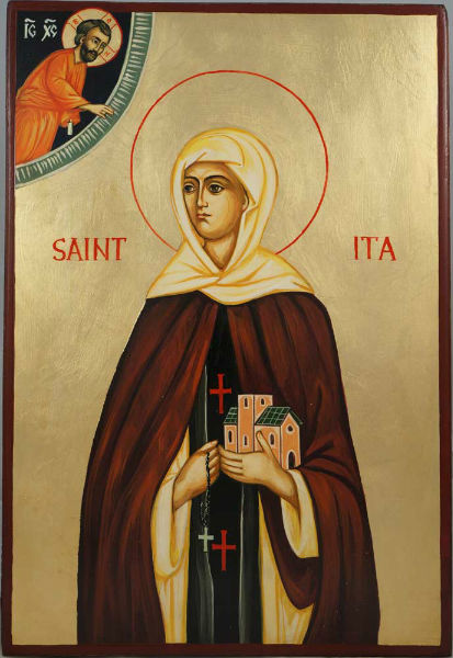 St Ita of Killeedy