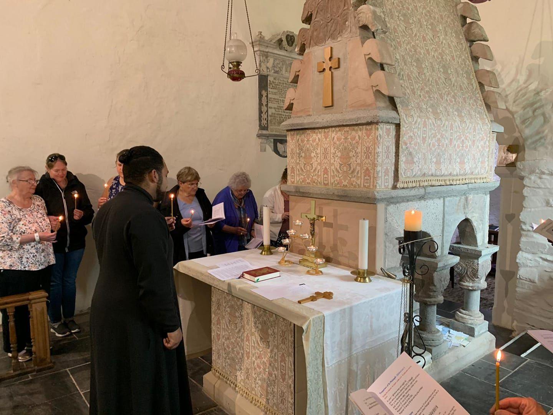 Pilgrimage to Pennant Melangell