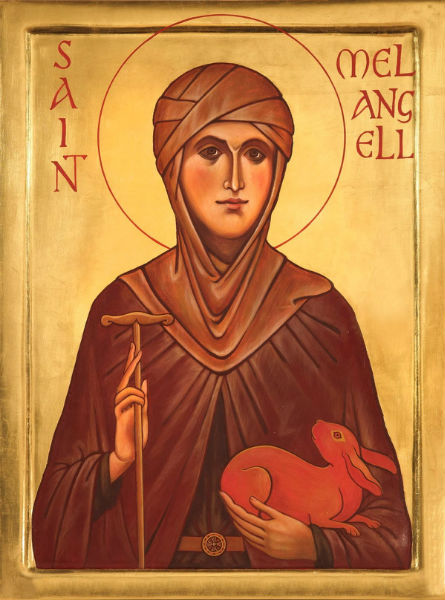 Our Venerable Mother Melangell of Powys