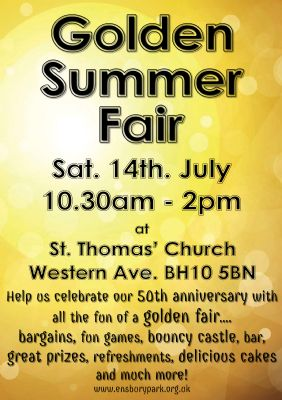 Golden Fair poster