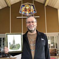 'Vicar's Virtual Sarum Walk' - completed half way, so equivalent of walking to Salisbury Cathedral