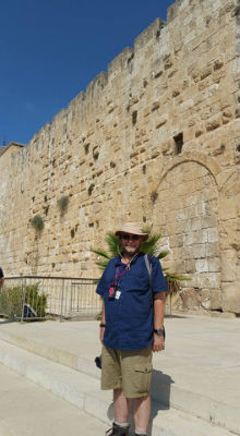 Simon in Jerusalem