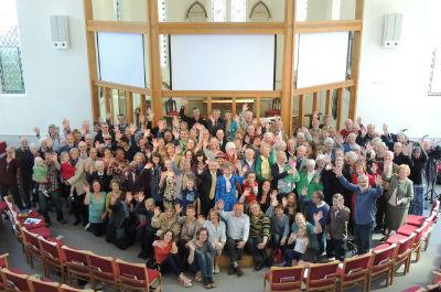 2017 church family