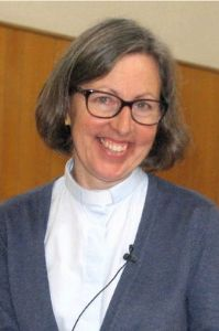 Rev Sally Spencer