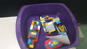 Lego Boats (some worked)