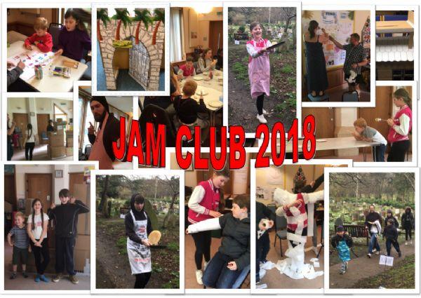 JaM Club 2018
