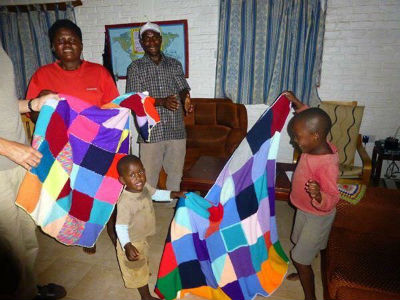 Blanket for Uganda
