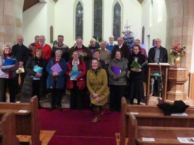 choirs at Kilmonivaig