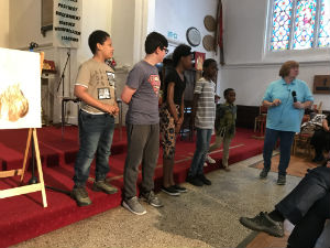All Age Worship with young people