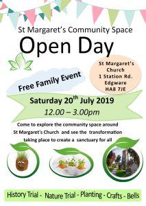 Open Day July 2019