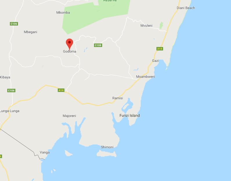 Mwangwei Ecclesia, Kwale County